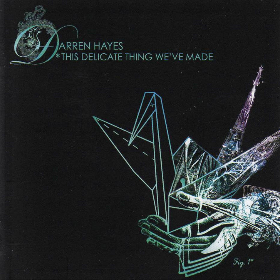 Darren Hayes - This Delicate Thing We've Made